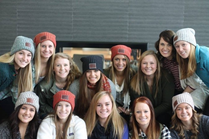7f7773527f999 NW now has a Love Your Melon crew on campus. Love Your Melon is a  non-orifut organization that operates nation wide
